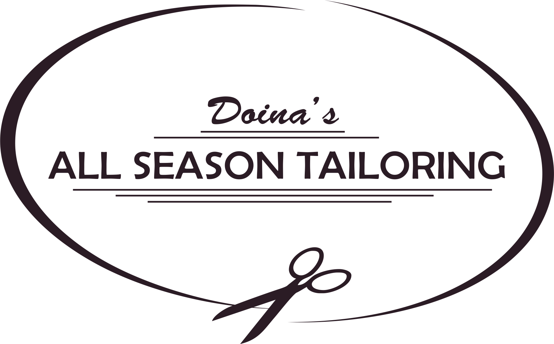 Doina's All Season Tailoring Logo